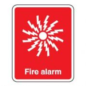 Fire Safety Sign - Fire Alarm 041